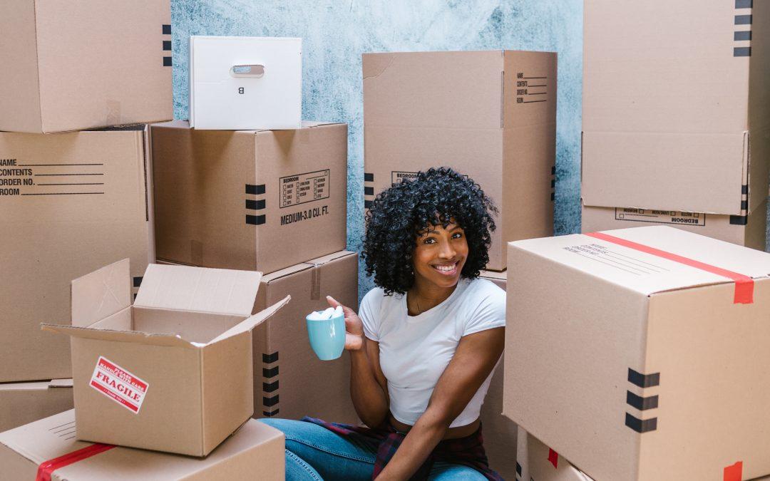Kosten besparen op verhuisdozen slim?